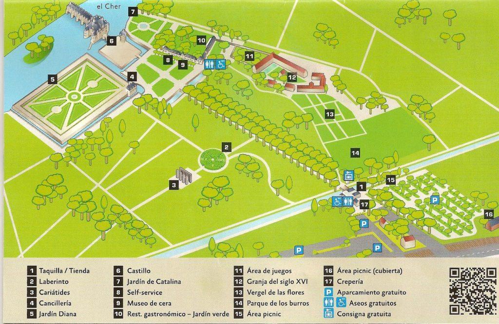 chenonceau 001 1024x666 - Chateau de Chenonceau