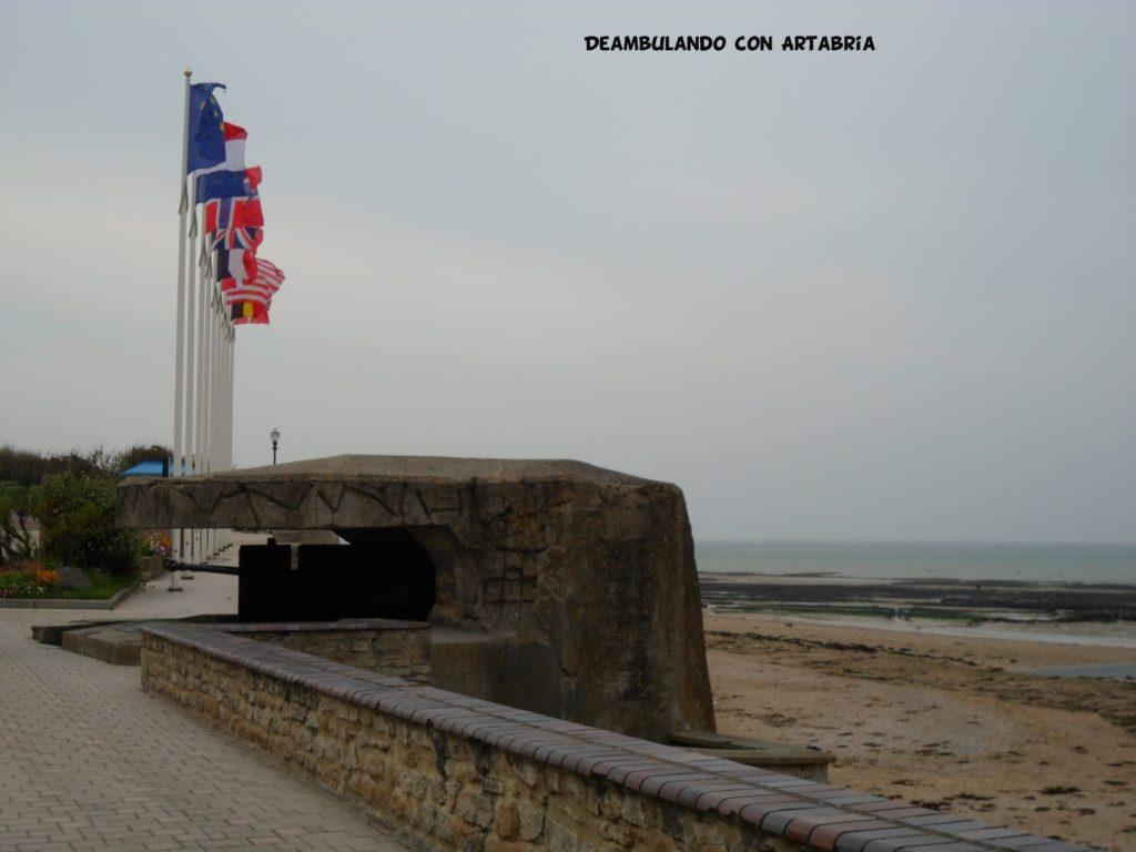 SAM 2548 1024x768 - Ruta por las playas del Desembarco de Normandía