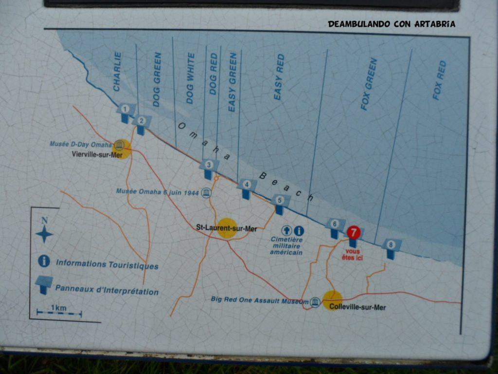 SAM 2598 1024x768 - Ruta por las playas del Desembarco de Normandía
