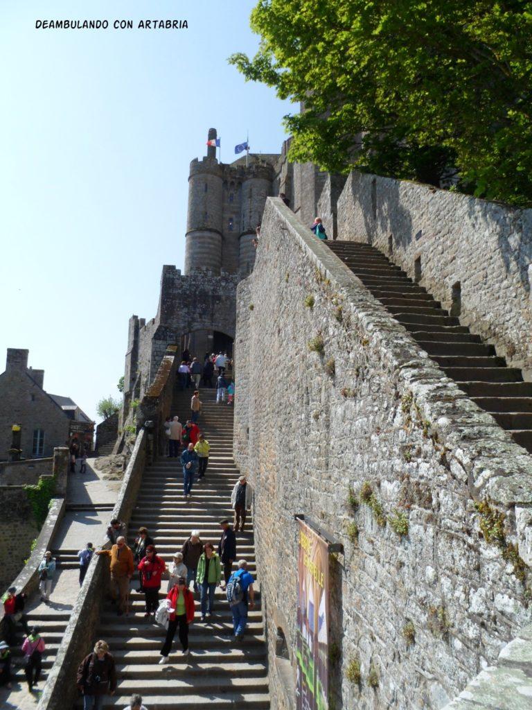 SAM 2692 768x1024 - Visitando el Mont Saint Michel