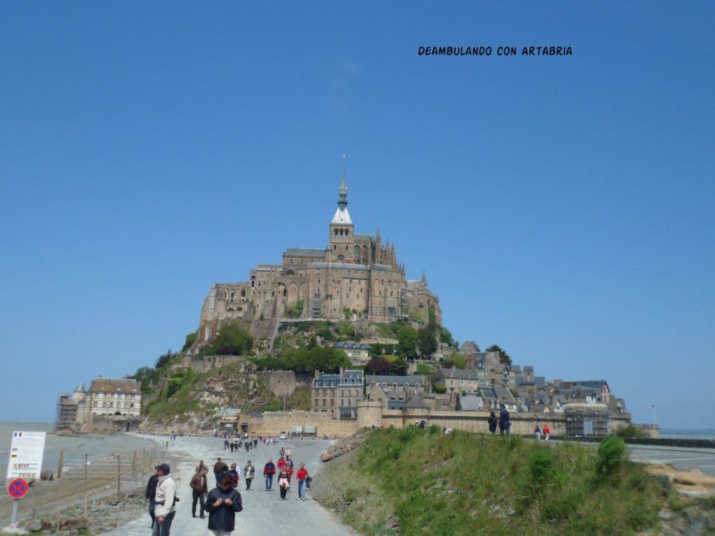 SAM 2754 1024x768 - Visitando el Mont Saint Michel