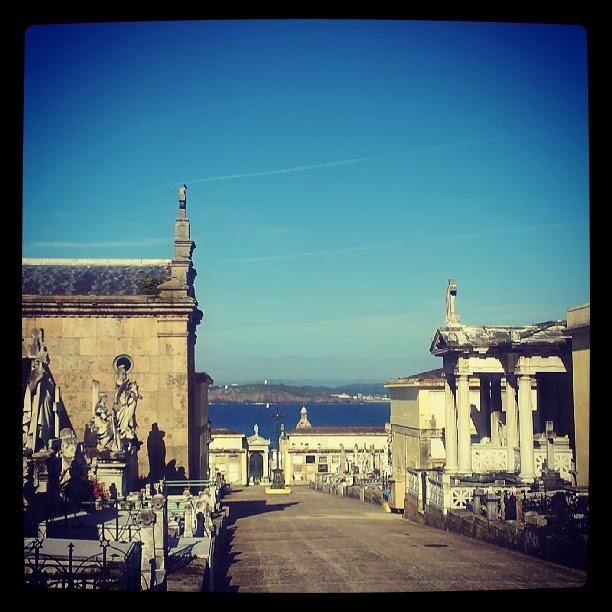 san amaro II - Cementerio de San Amaro - A Coruña