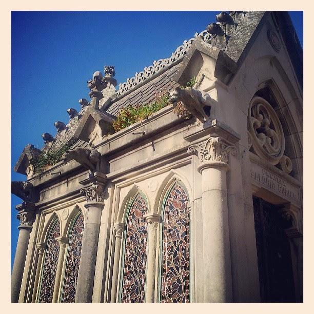 san amaro - Cementerio de San Amaro - A Coruña