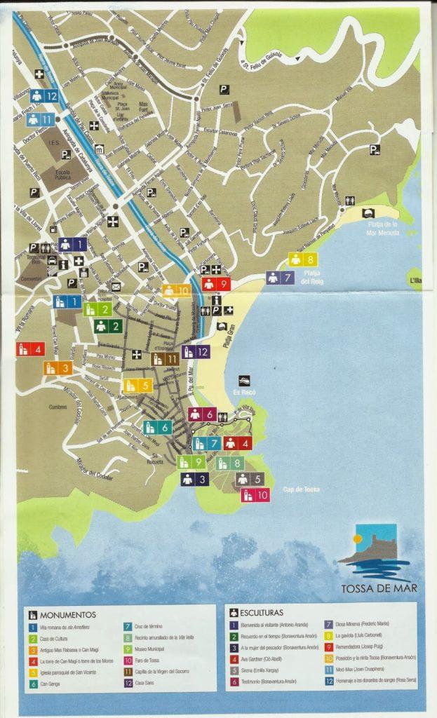 tossa de mar 623x1024 - Qué ver en la Costa Brava (I)