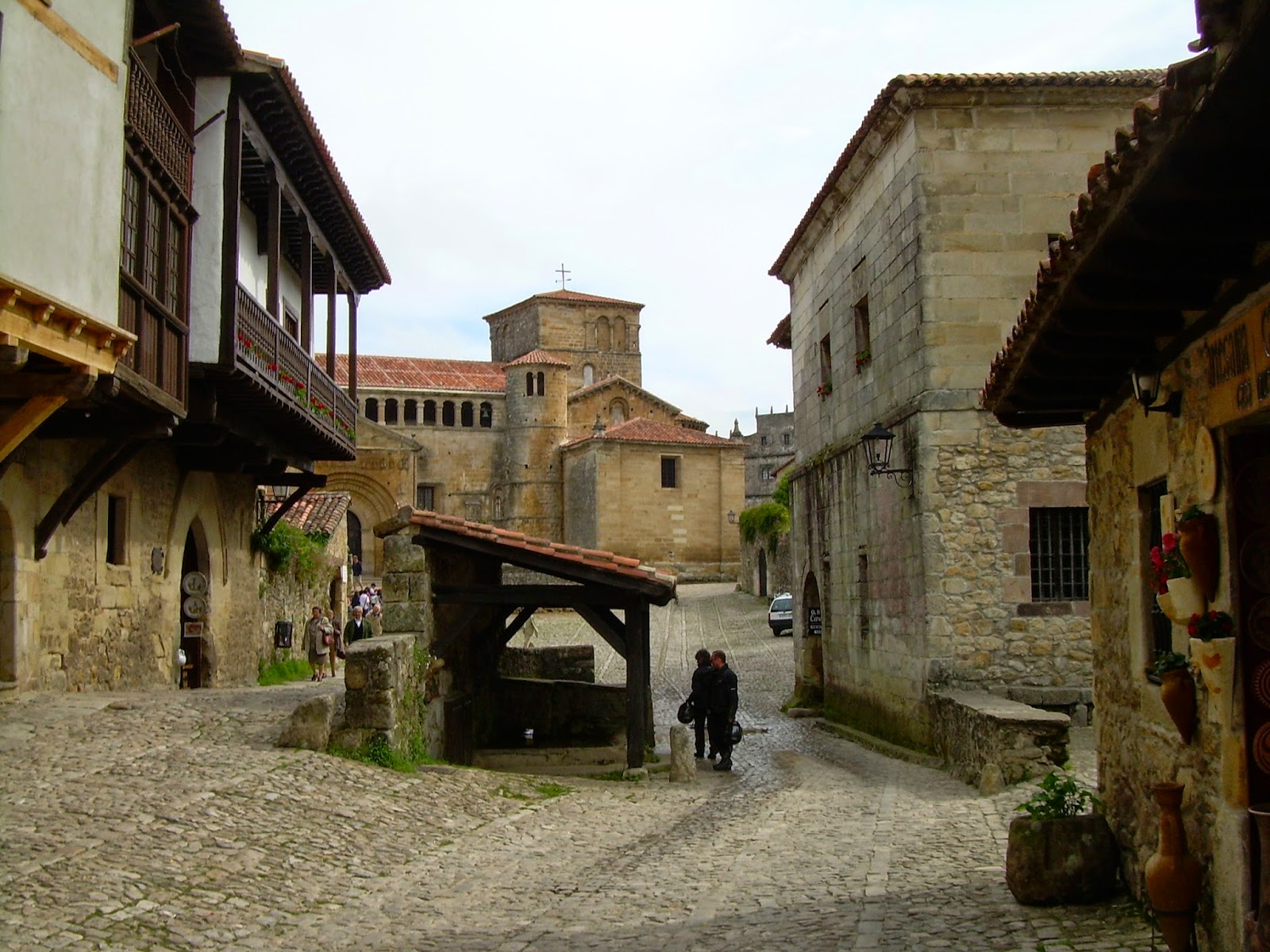 Santillana del Mar – Cantabria