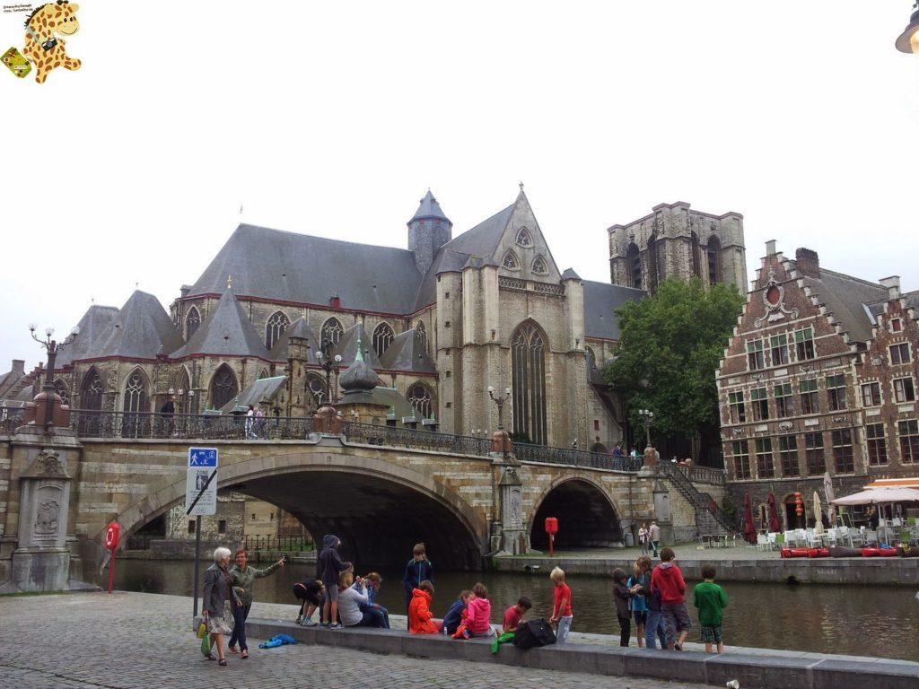 gante21 1024x768 - Qué ver en  Gante y Amberes
