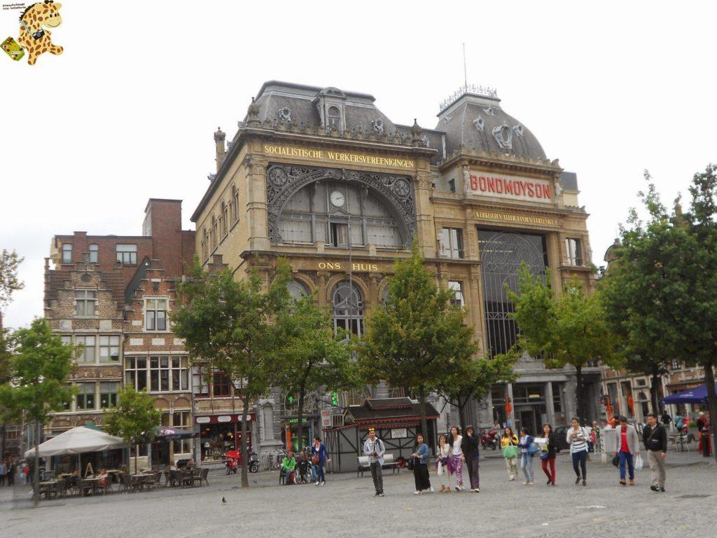 gante44 1024x768 - Qué ver en  Gante y Amberes