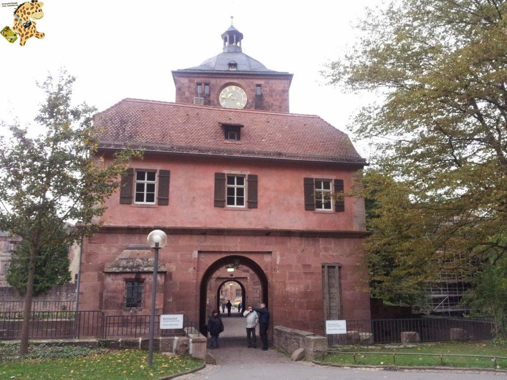 20141022 164618 1024x768 - Qué ver en Heidelberg - Alemania