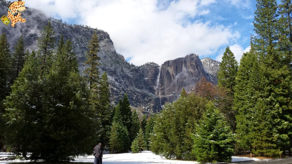 yosemite284329yosemitedeambulandoconartabria 1024x576 - Un día en Yosemite