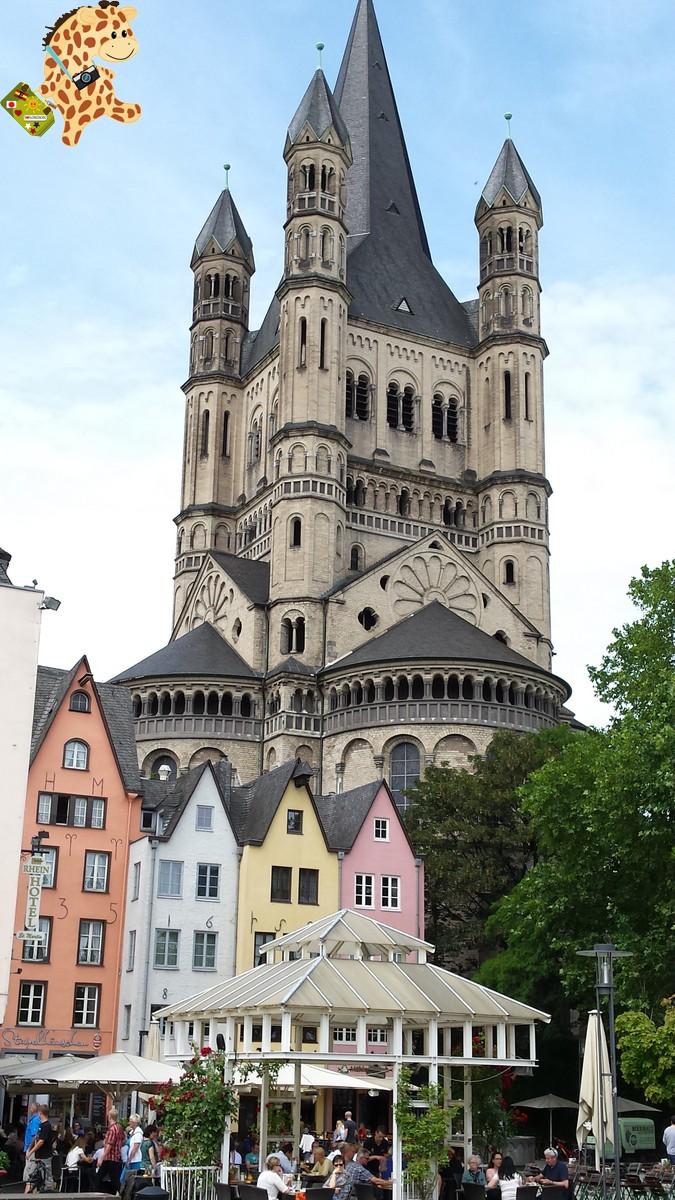 Alemania en 12 días: Qué ver en Colonia