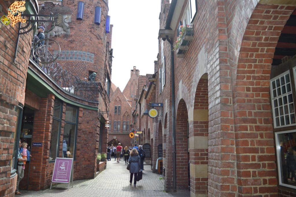 bremen285029 1024x681 - Alemania en 12 días: Qué ver en Bremen?