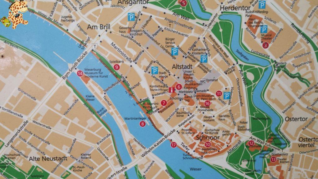 bremen285629 1024x576 - Alemania en 12 días: Qué ver en Bremen?