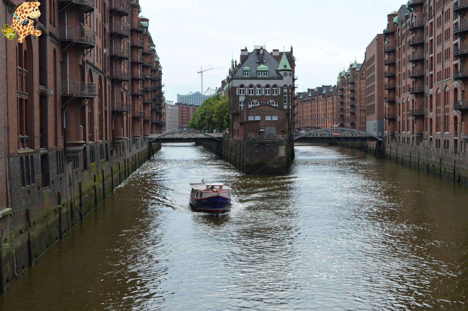 Alemania en 12 días: Qué ver en Hamburgo?