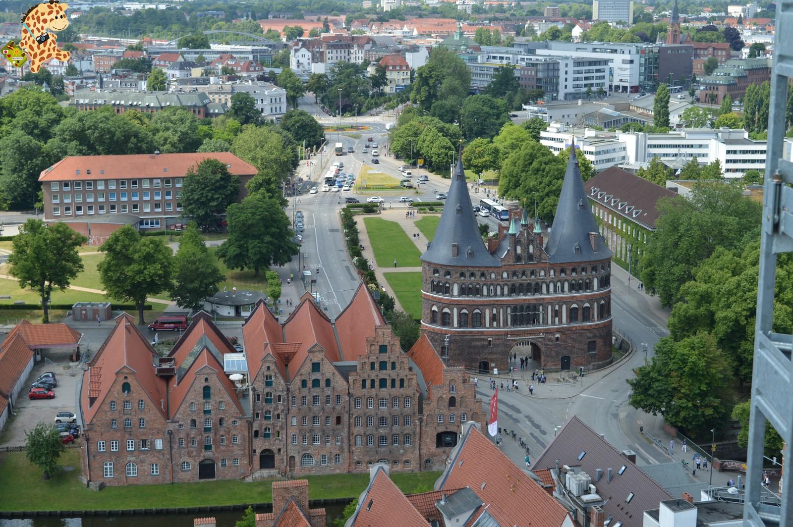 Alemania en 12 días: Qué ver en Lübeck?