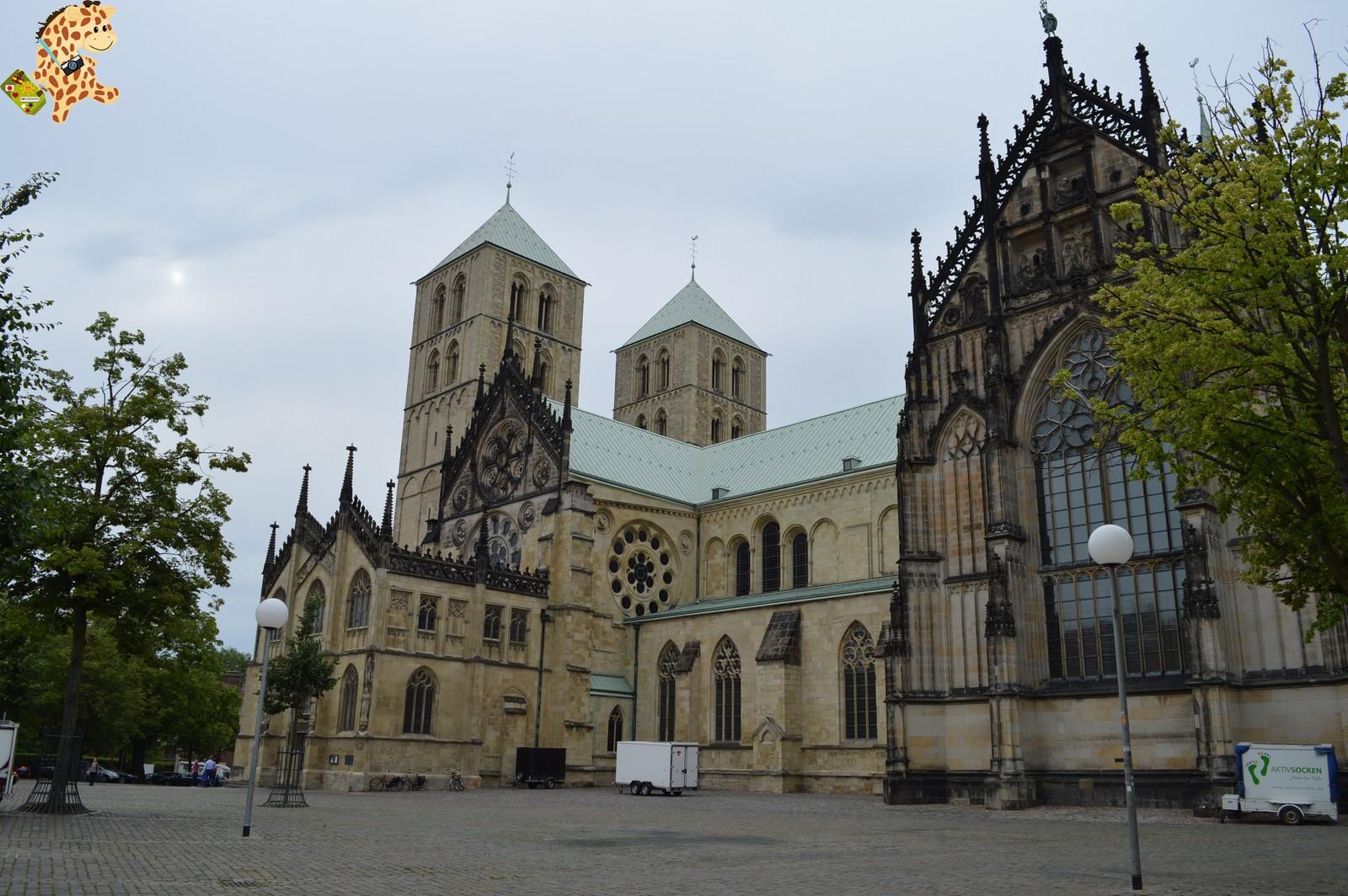 Alemania en 12 días: Qué ver en Münster