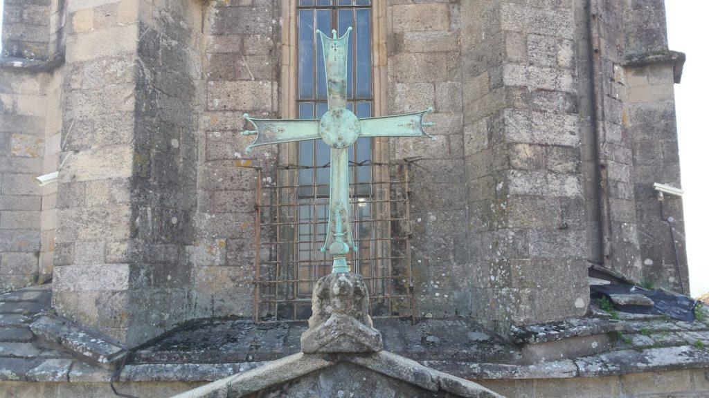 20150926 175820 1024x576 - Visita a los tejados de la catedral de Santiago