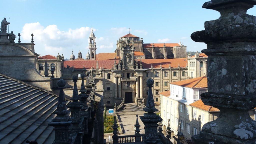 20150926 175834 1024x576 - Visita a los tejados de la catedral de Santiago