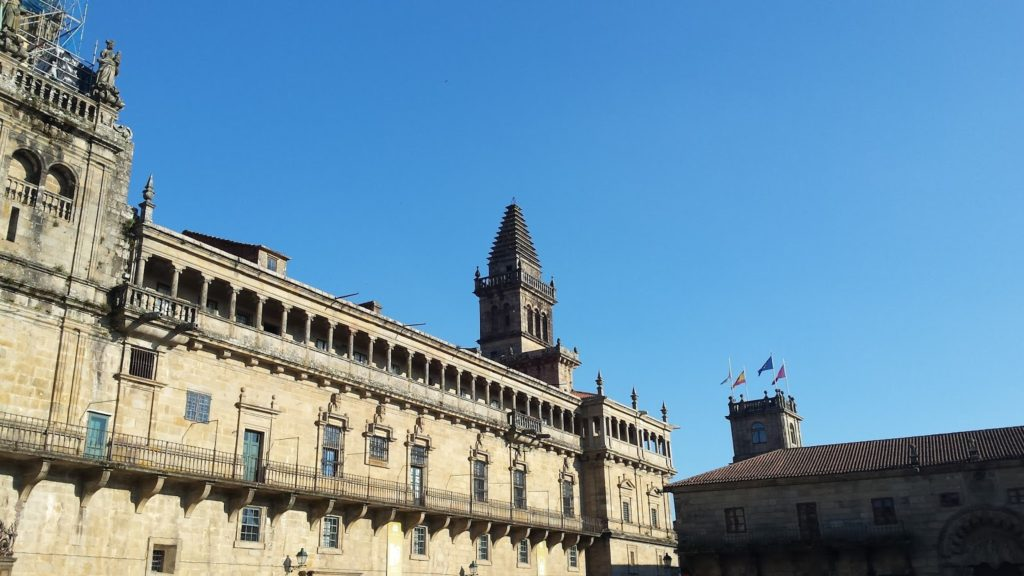 20150926 182138 1024x576 - Visita a los tejados de la catedral de Santiago