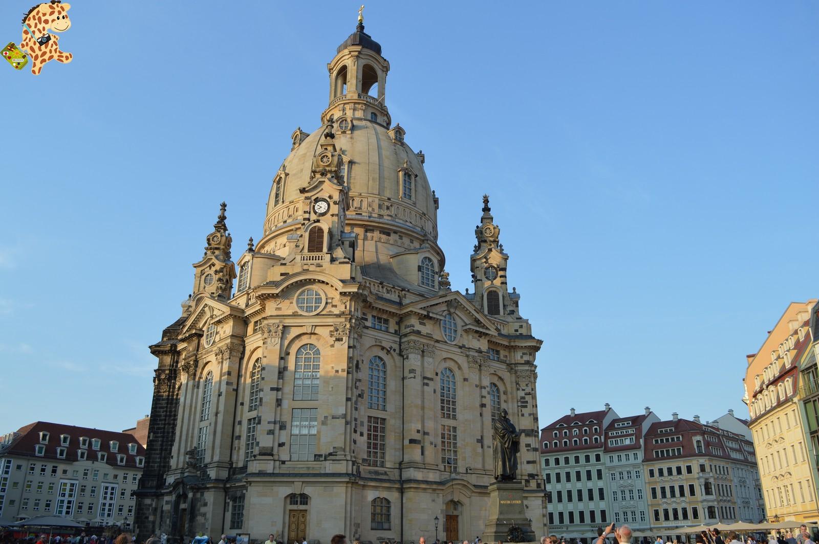 Alemania en 12 días: Qué ver en Dresde?