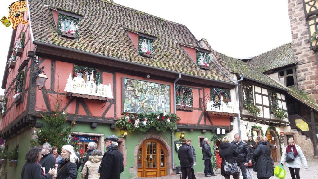 alsacia284929 1024x576 - Qué ver en Alsacia: Kaysersberg, Riquewihr, Hunawihr y Ribeauvillé