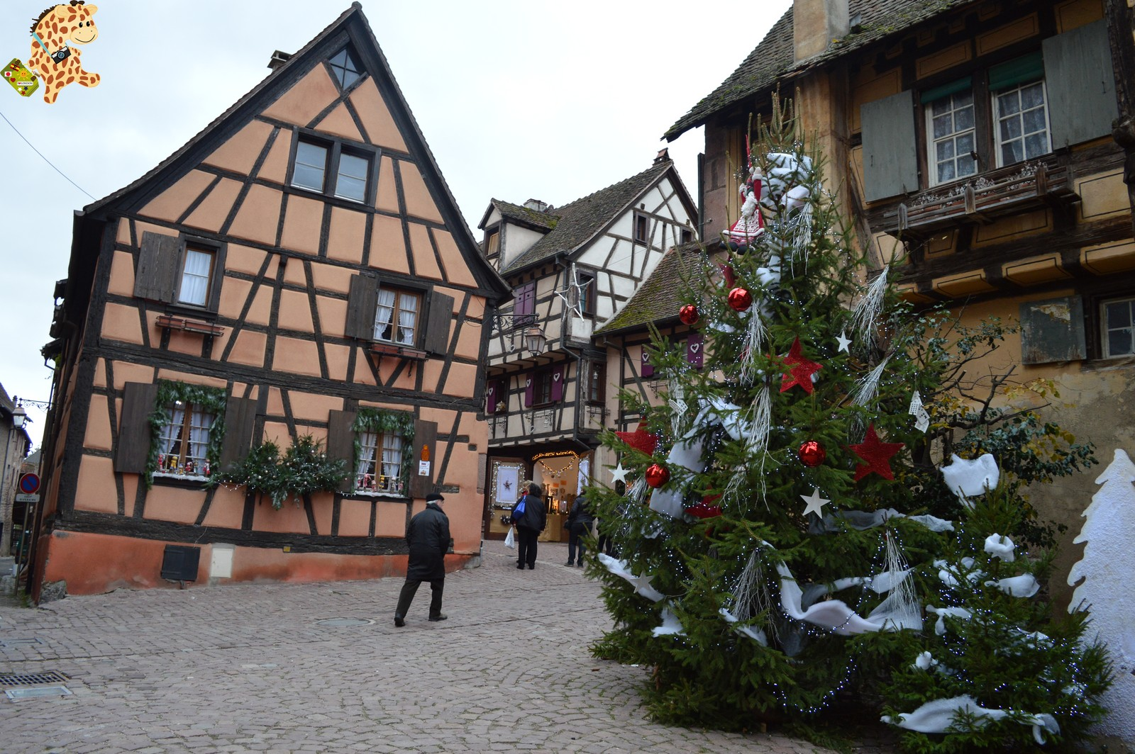Qué ver en Alsacia (II): Kaysersberg, Riquewihr, Hunawihr y Ribeauvillé