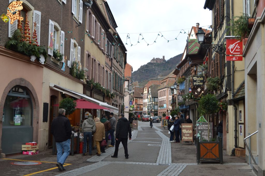 alsacia285529 1024x681 - Qué ver en Alsacia: Kaysersberg, Riquewihr, Hunawihr y Ribeauvillé