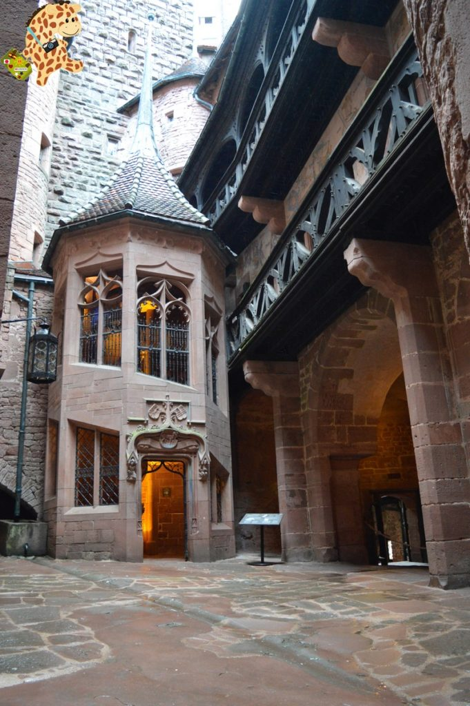 alsacia287229 681x1024 - Qué ver en Alsacia: Castillo de Haut Koenigsbourg, Barr y Obernai