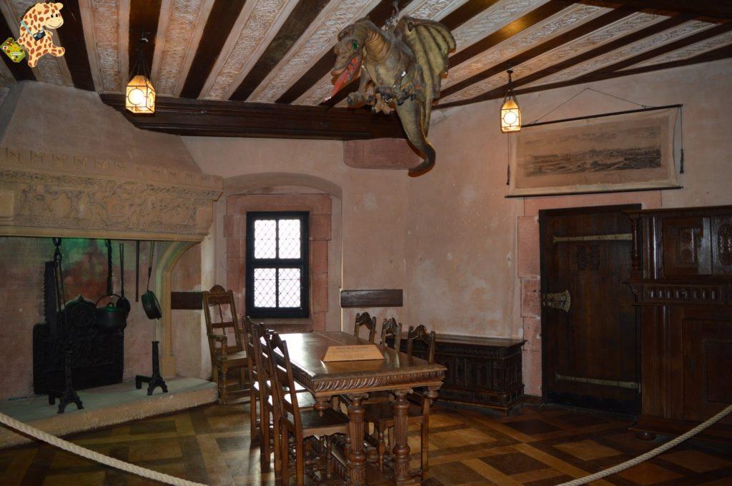 alsacia287529 1024x681 - Qué ver en Alsacia: Castillo de Haut Koenigsbourg, Barr y Obernai