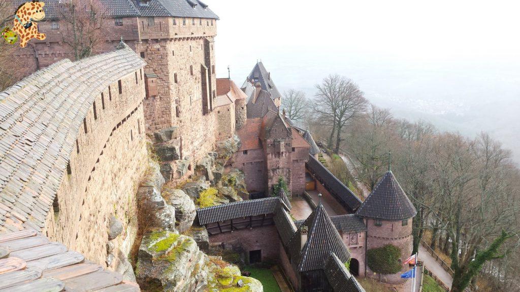 alsacia287829 1024x576 - Qué ver en Alsacia: Castillo de Haut Koenigsbourg, Barr y Obernai
