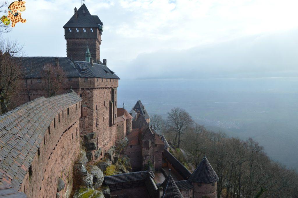 alsacia287929 1024x681 - Qué ver en Alsacia: Castillo de Haut Koenigsbourg, Barr y Obernai
