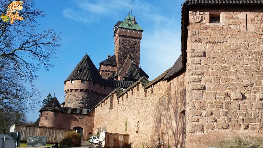 alsacia288029 1024x576 - Qué ver en Alsacia: Castillo de Haut Koenigsbourg, Barr y Obernai