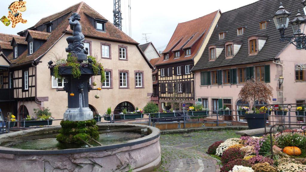alsacia288129 1024x576 - Qué ver en Alsacia: Castillo de Haut Koenigsbourg, Barr y Obernai