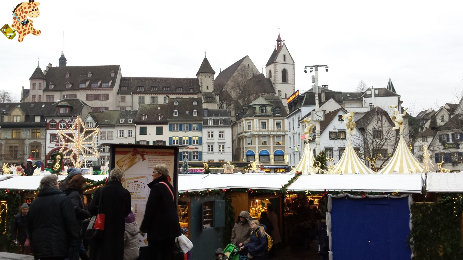 Qué ver en Basilea en 1 día?