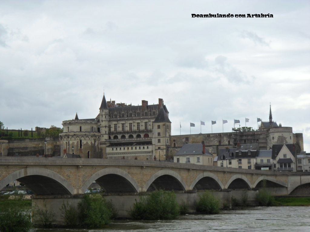Amboise 1024x768 - Valle del Loira en 2 días