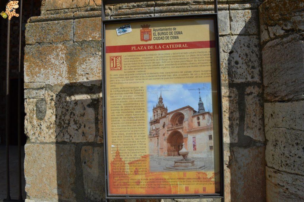 queverenelburgodeosma28529 1024x681 - Qué ver en El Burgo de Osma - Soria