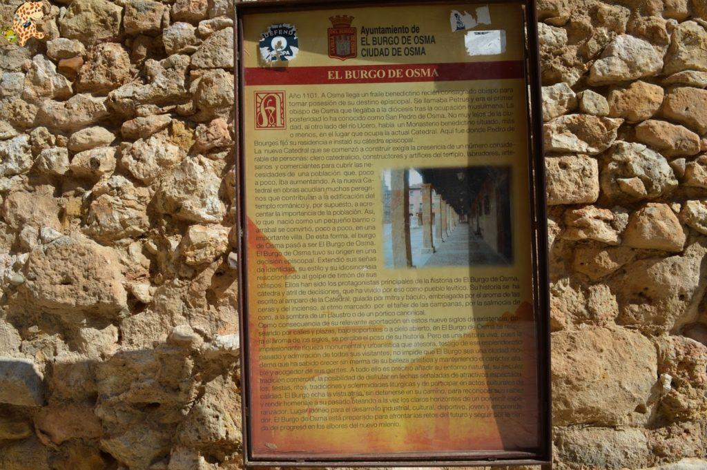 queverenelburgodeosma28929 1024x681 - Qué ver en El Burgo de Osma - Soria