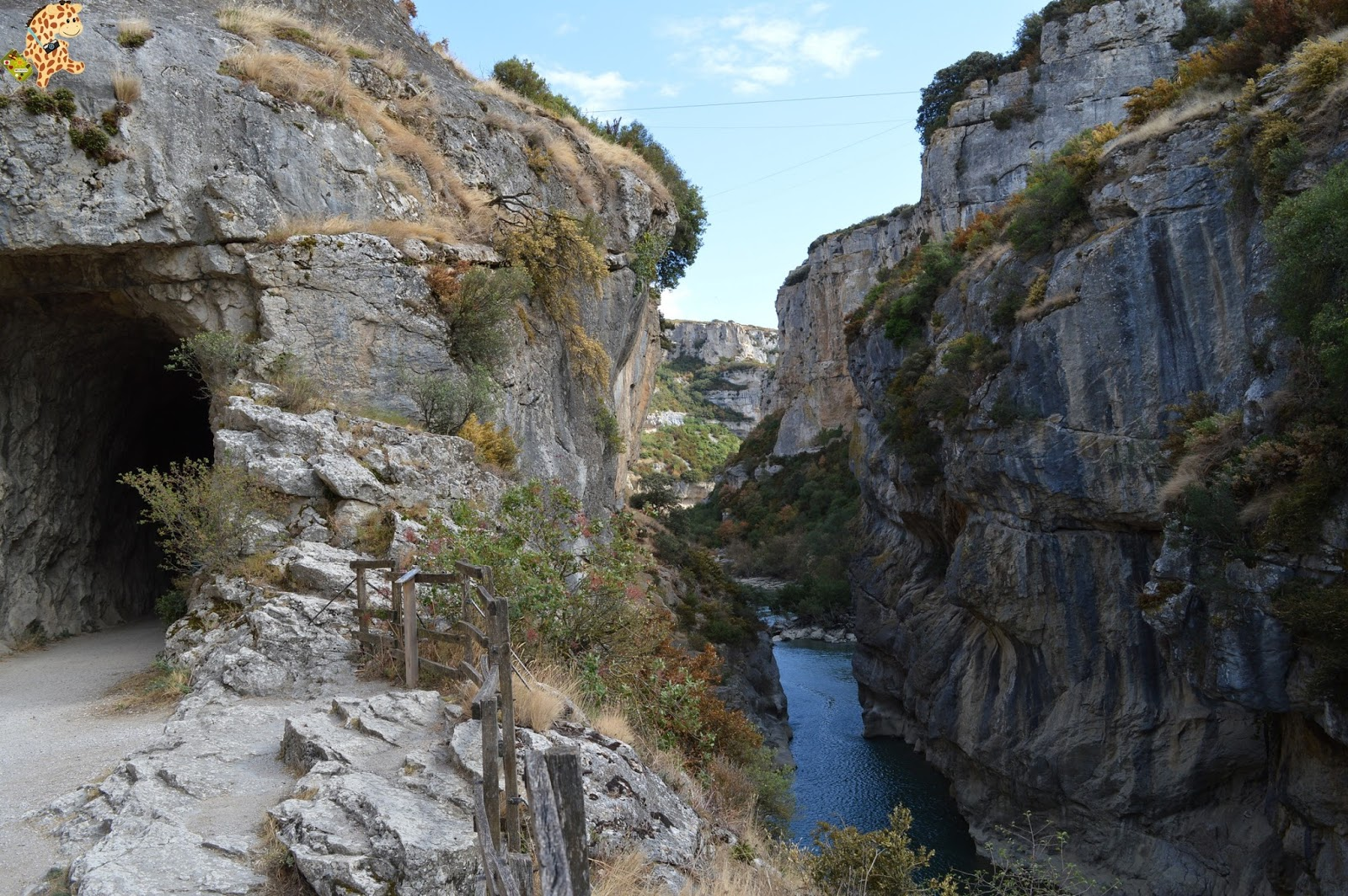 Foces de Navarra: Foz de Lumbier y Foz de Arbayún