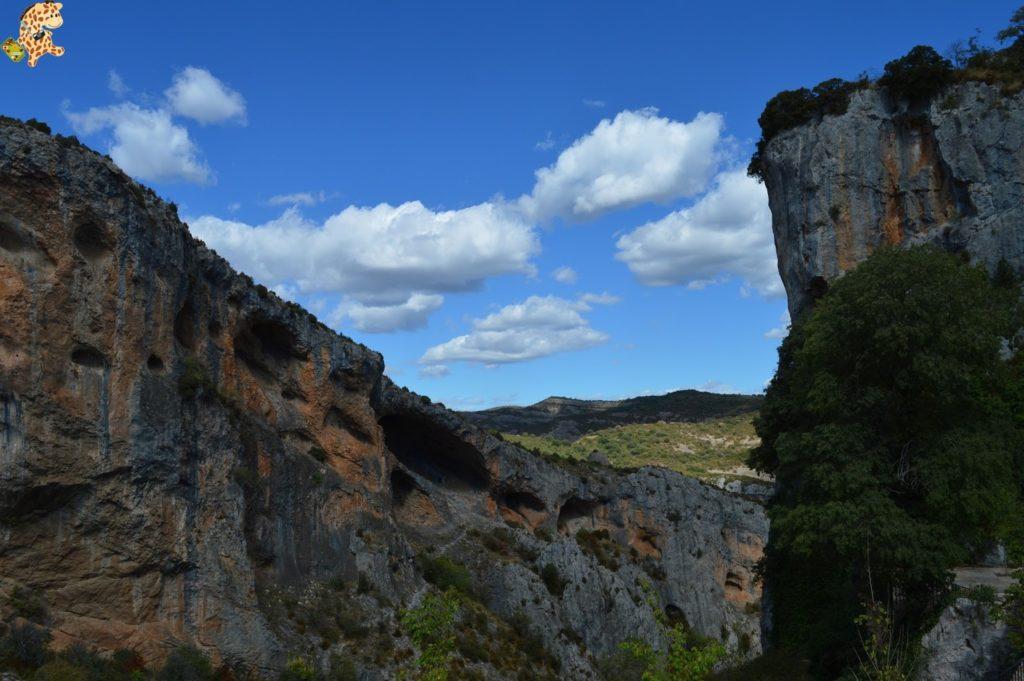 pedrazayelcaC3B1ondelriovero282029 1024x681 - Alquézar y el cañón del Río Vero
