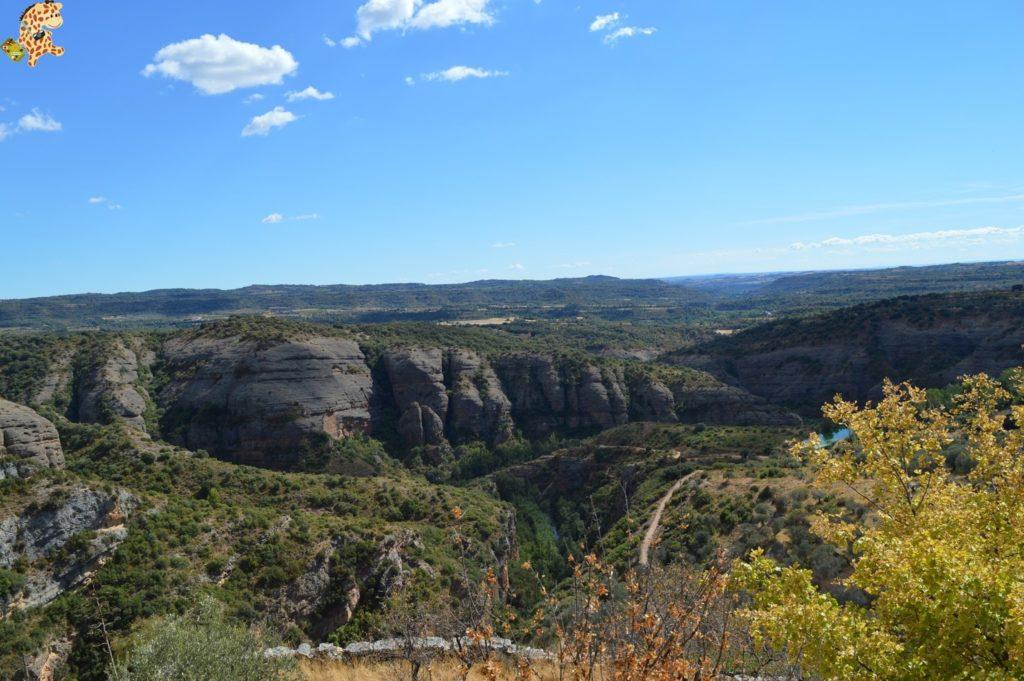 pedrazayelcaC3B1ondelriovero282229 1024x681 - Alquézar y el cañón del Río Vero