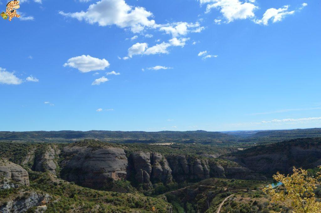 pedrazayelcaC3B1ondelriovero282329 1024x681 - Alquézar y el cañón del Río Vero