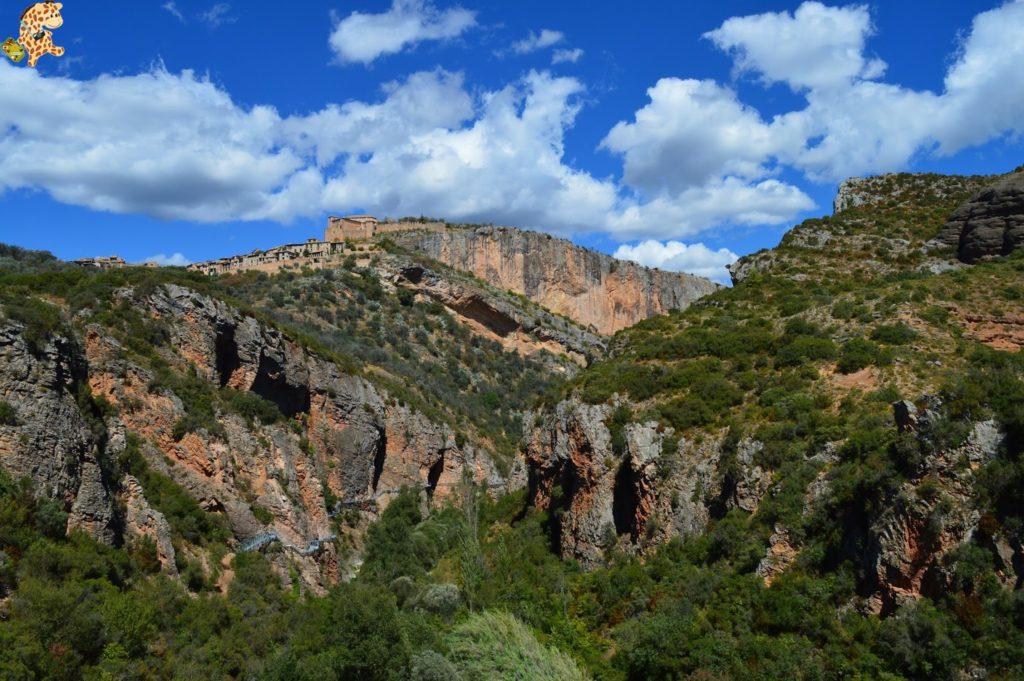 pedrazayelcaC3B1ondelriovero28429 1024x681 - Alquézar y el cañón del Río Vero