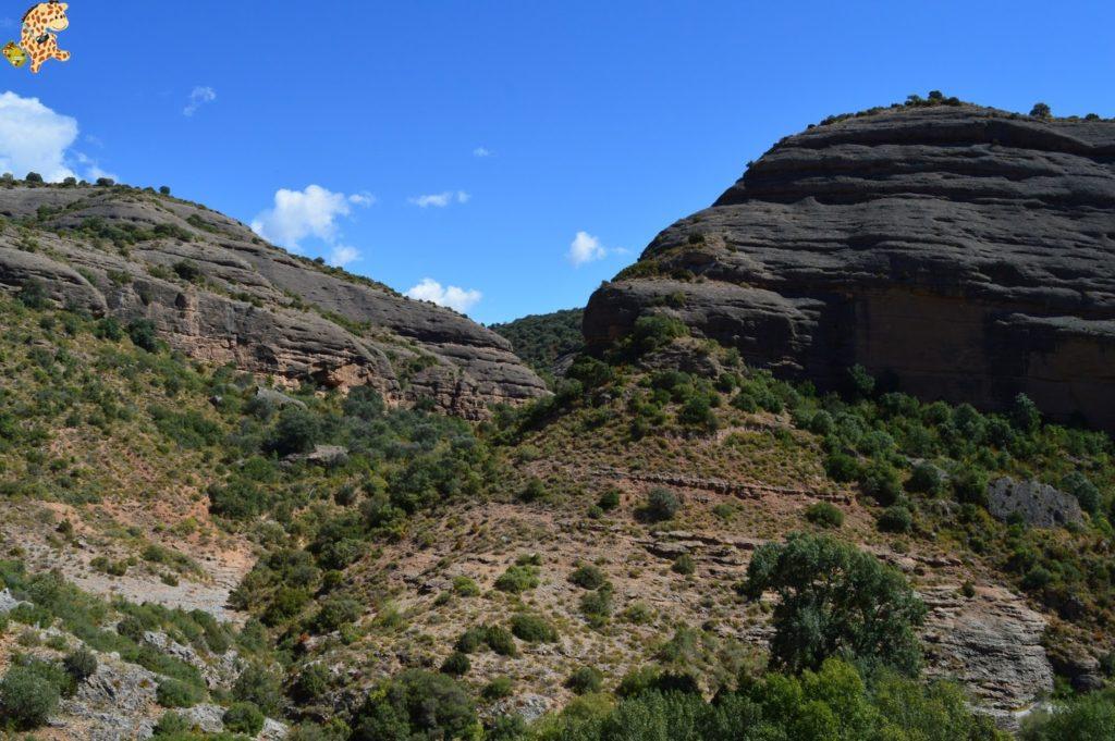 pedrazayelcaC3B1ondelriovero28529 1024x681 - Alquézar y el cañón del Río Vero