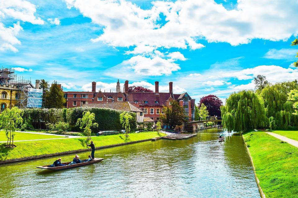 Cambridge FotodeSummer kwak - Qué ver en Inglaterra en 4 días?