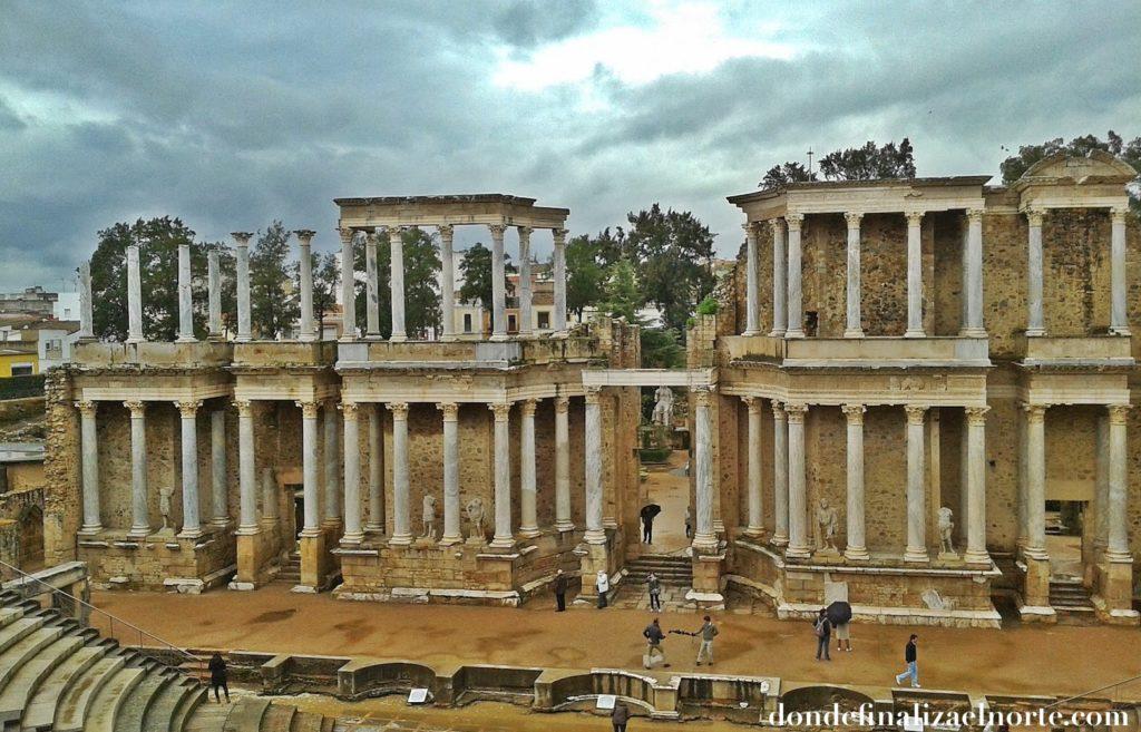merida 1024x657 - Las ciudades más bonitas de España (II)
