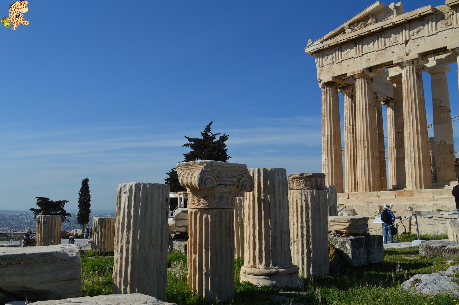Atenas en dos días, qué ver en la capital griega