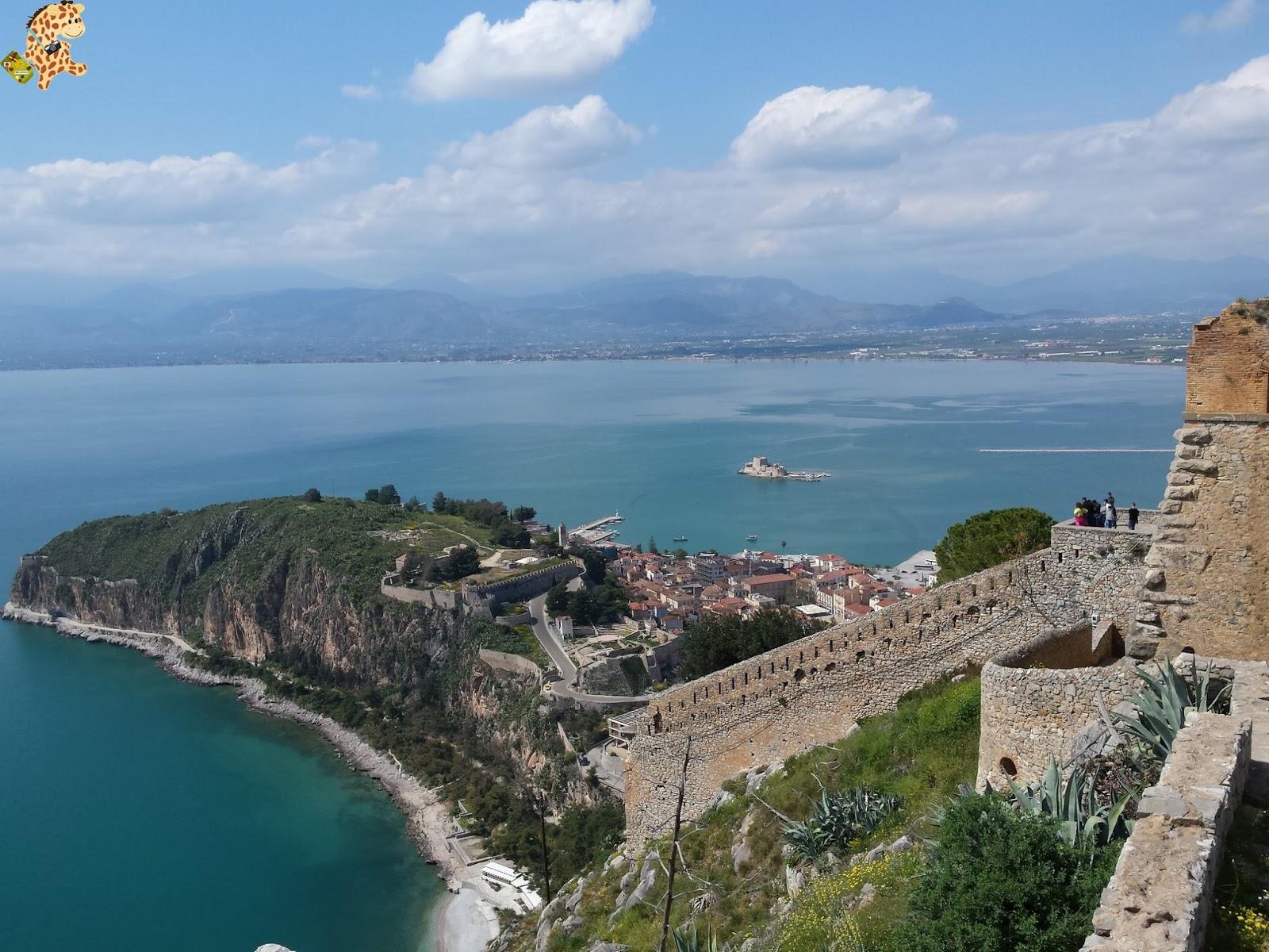 Peloponeso en 3 días: visitas imprescindibles