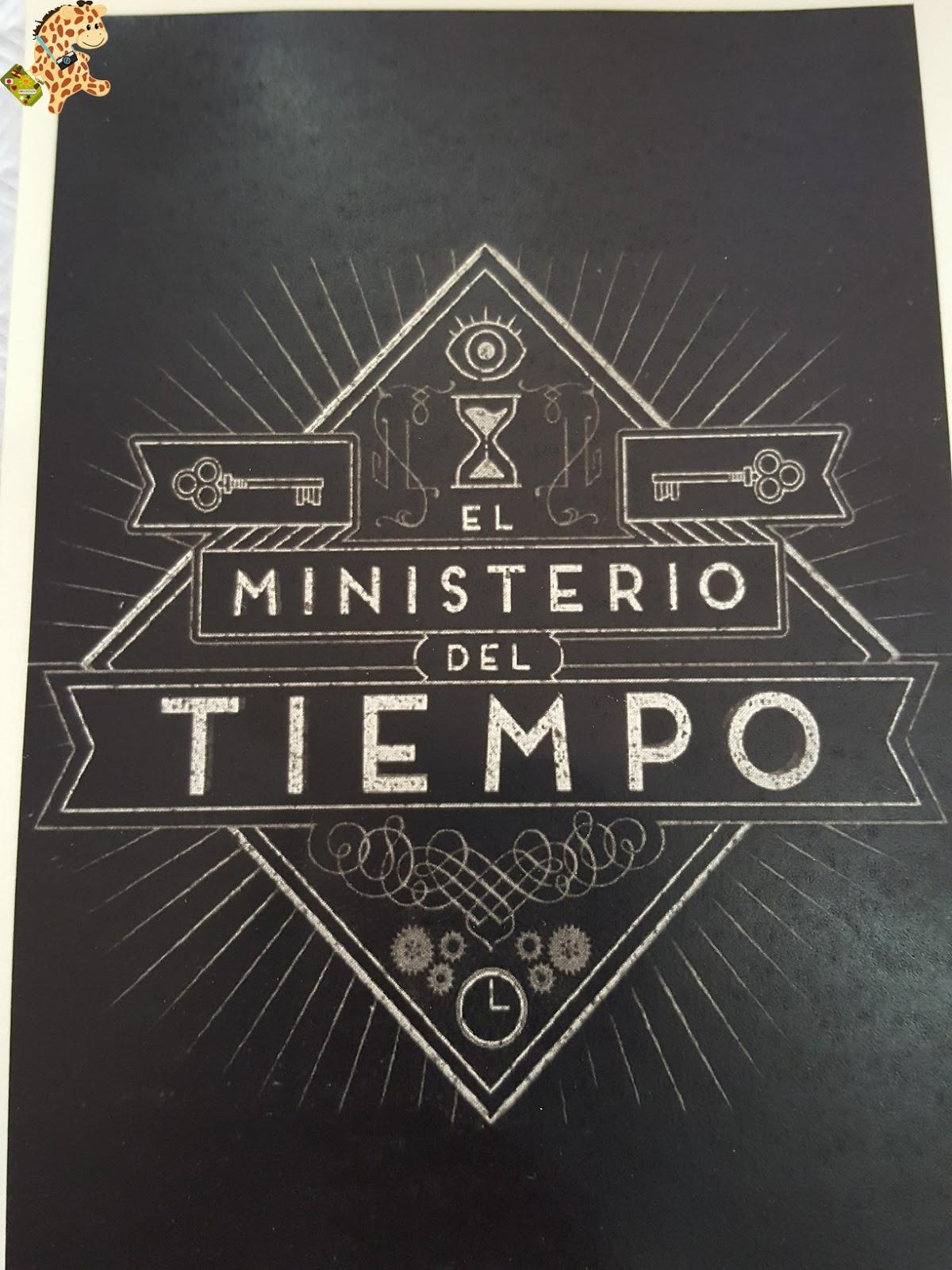 Ruta del Ministerio del Tiempo – Madrid
