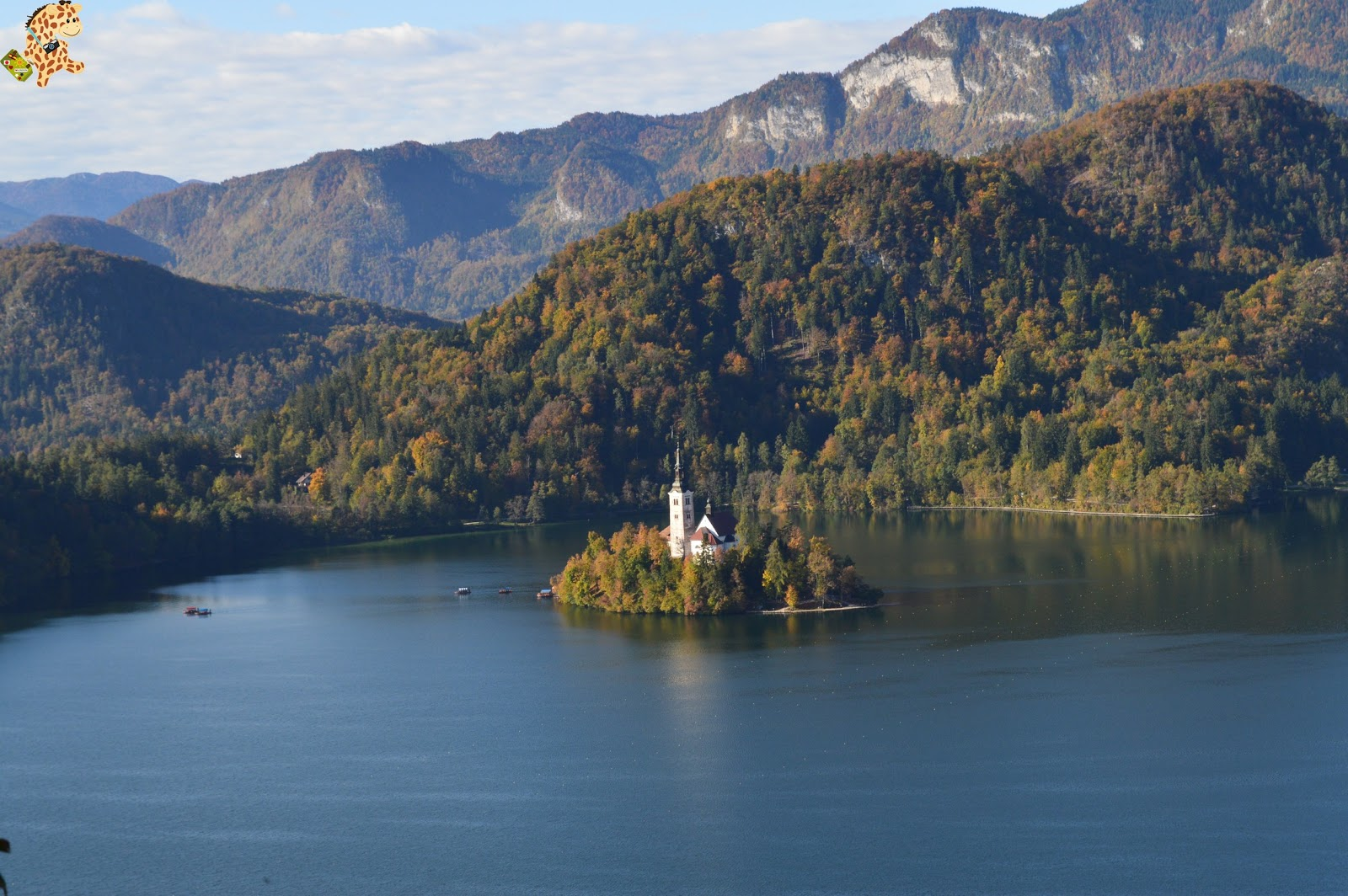 Eslovenia en 4 días: Parque Nacional Triglav y lago Bled