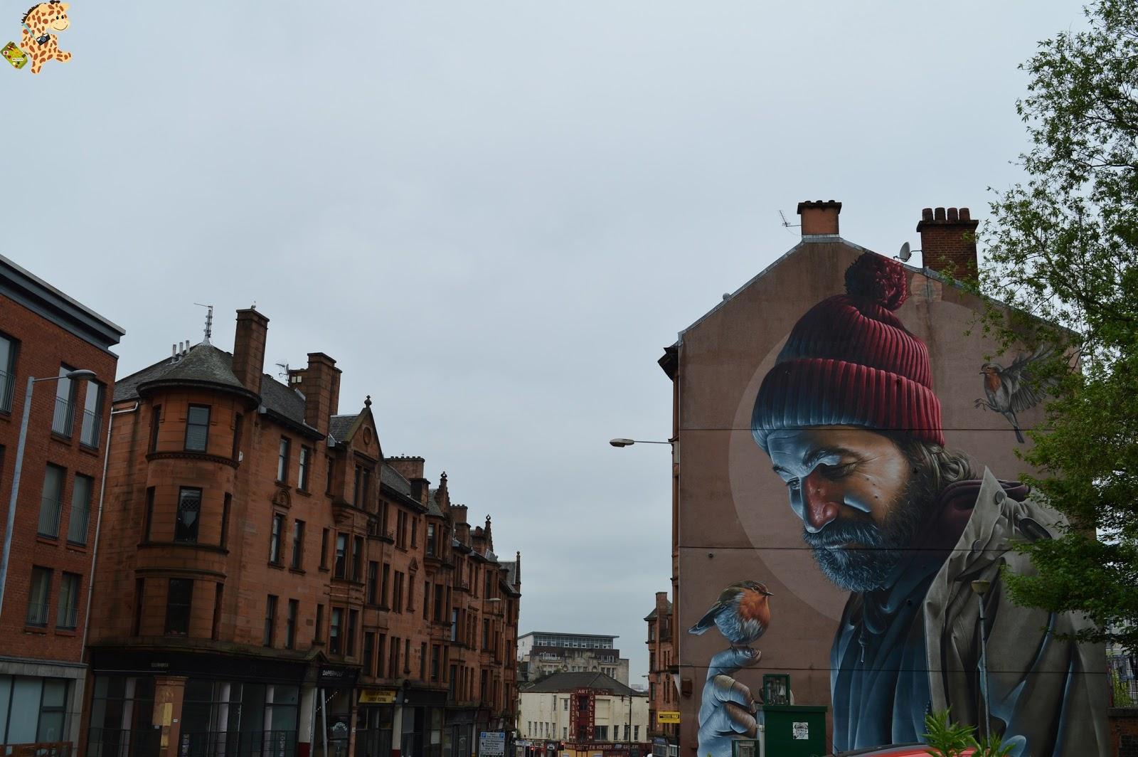 Glasgow en 1 día: qué ver