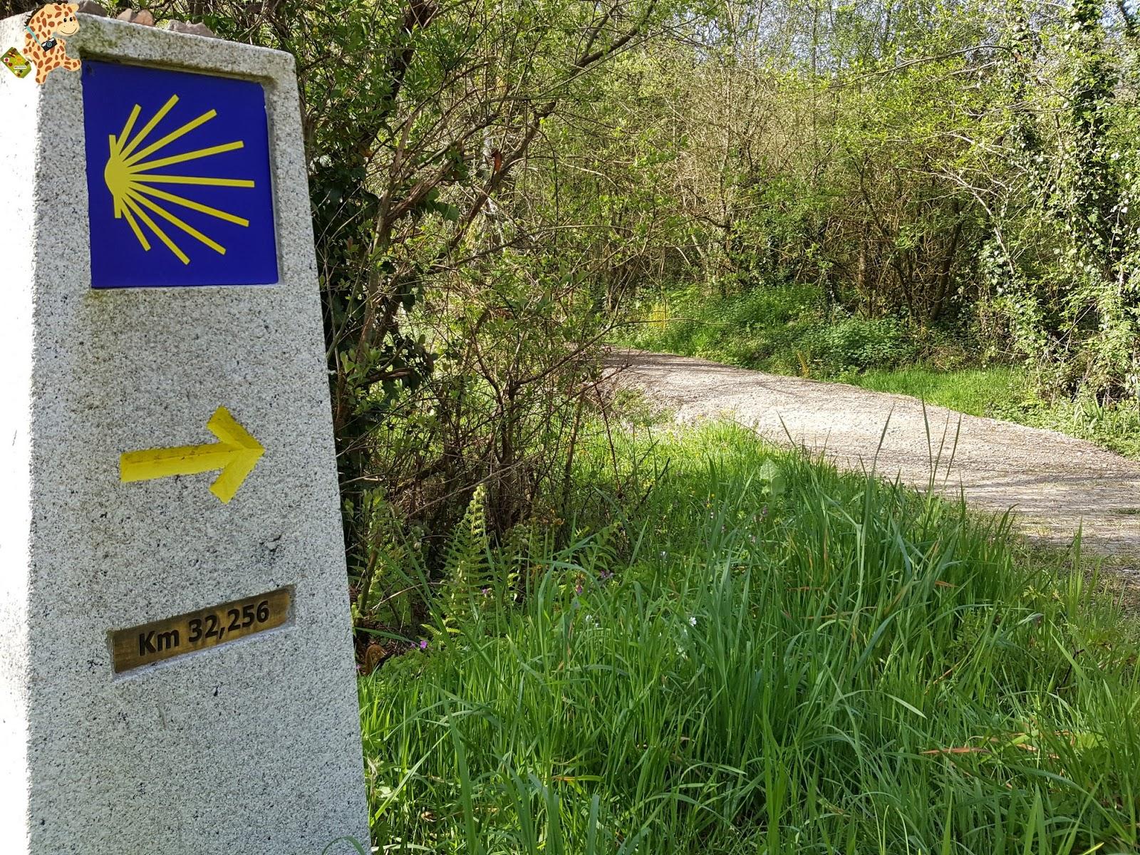 Senderismo por Coruña: Roteiro de San Paio e Outeiro – Ordes